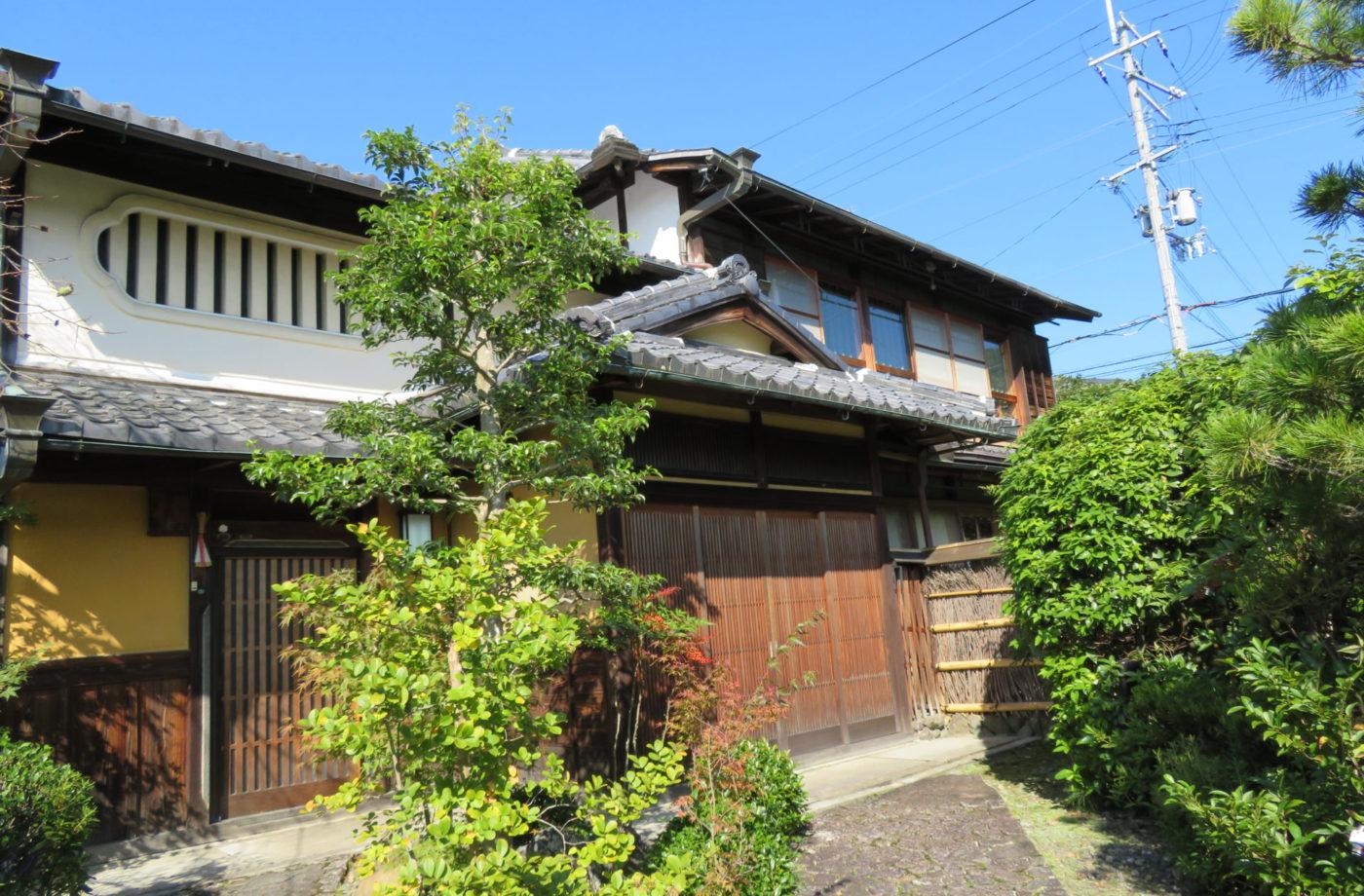 04  太田邸 × 茶道体験カメリア