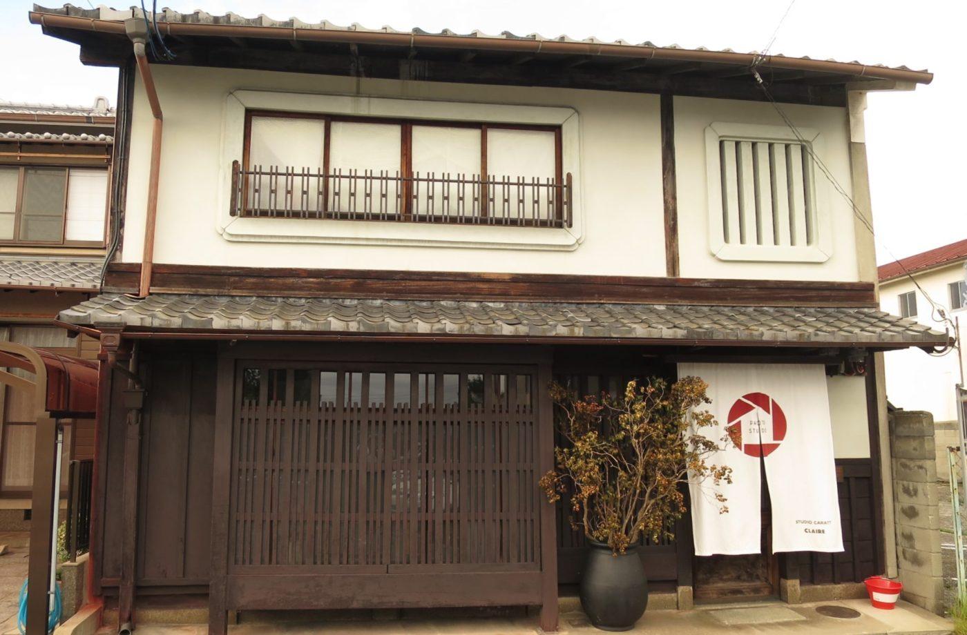 07 加藤邸✕クレール京都西陣店(ブライダル スタジオ)
